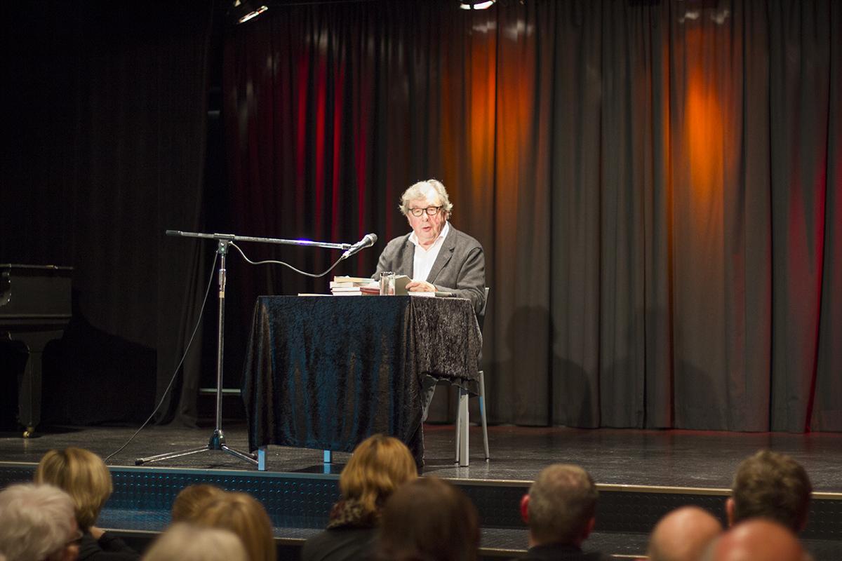Professor Hellmuth Karasek