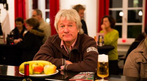 Jürgen Becker im Ehrenplatz