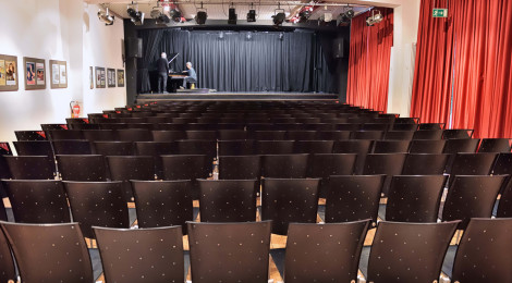 Kulturforum Saal