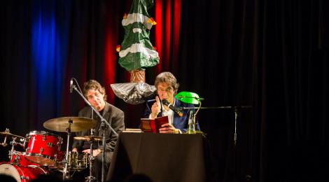 Weihnachtsgedöns - unheilige Texte und die drei Jazzkönige