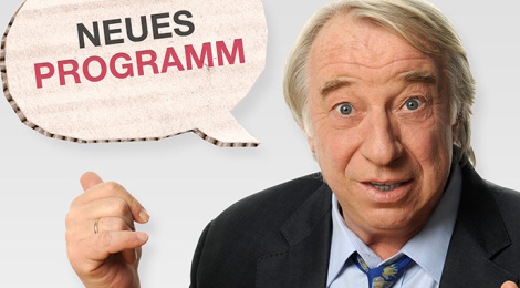 Richard Rogler Neues Programm